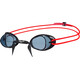 arena Swedix Swim Goggles smoke-red